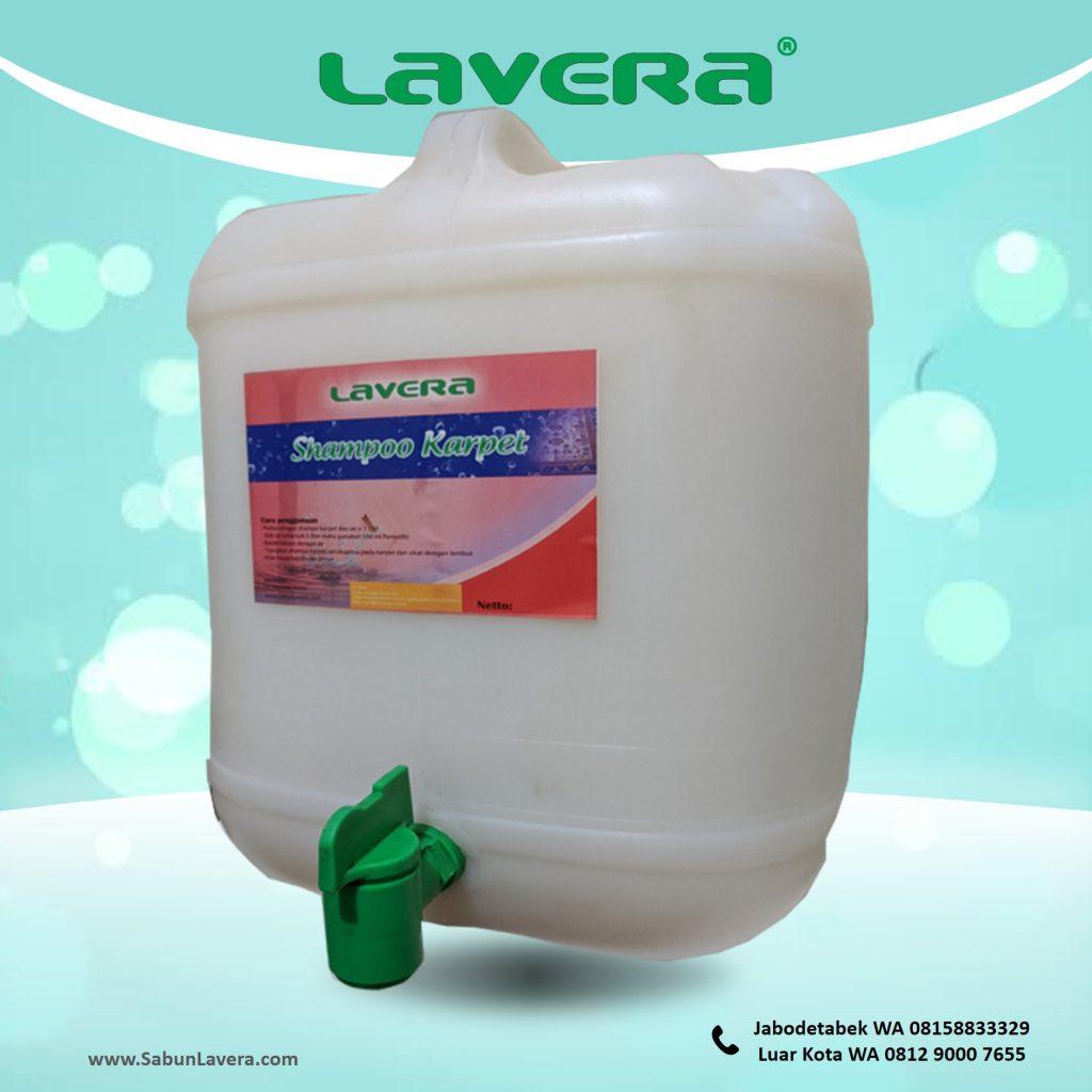 Jual Shampo Karpet Lavera