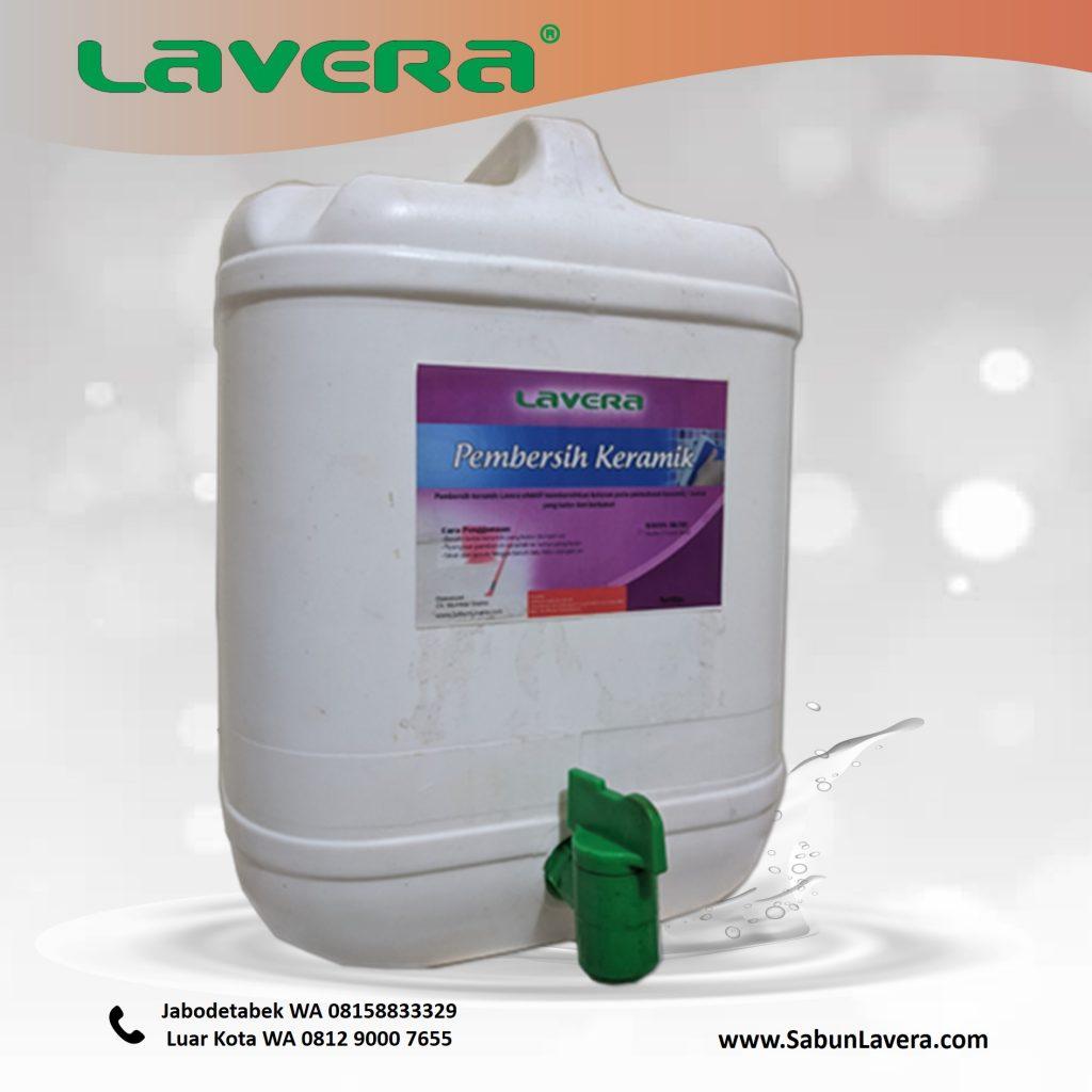 Jual Pembersih Keramik Lavera